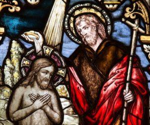 Krštenje Gospodinovo (nedjelja poslije Bogojavljenja)