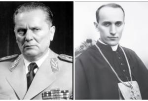Pogledajte razlike lica: zločinac nasuprot Sveca