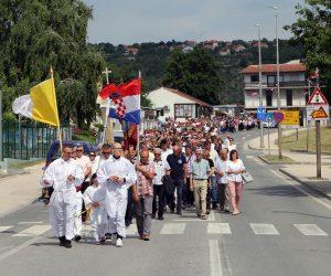 Knin: Proslava sv. Ante, 13. lipnja 2021.