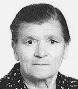 Sprovod Marije Šimić – Grgić, majke fra Josipa Grgića