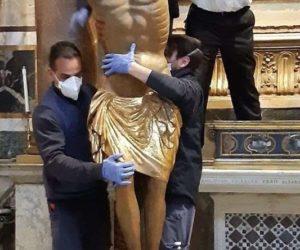 PETAK, 27. 3. 2020. u 18:00 Izravno iz Vatikana – klanjanje i potpuni oprost – prijenos na HRT-u, Laudato TV i Hrvatskom katoličkom radiju